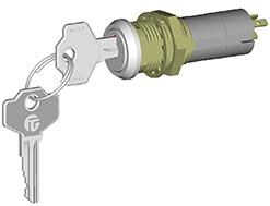 2 - A5-60- EG - Fechadura Electrica