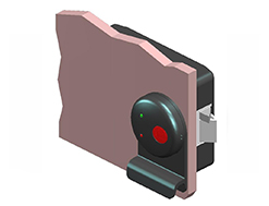 1 - A1-10 Fechadura Electrica