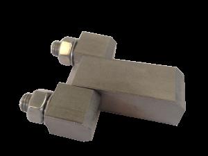 PA61206XX-000 - Dobradiça 3 partes M6 ou M8