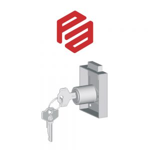 A3-40- S1_2-A_C – LOCK FOR DRAWERS OR SHUTTERS