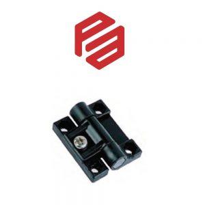 1K-75 – PA6120456_7-0PA HINGE 180º in Polyamide
