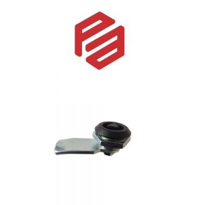1C-025 – PA221114X-000 – QUARTER-TURN (ZINC DIE, POLYAMIDE OR STAINLESS STEEL) L12mm