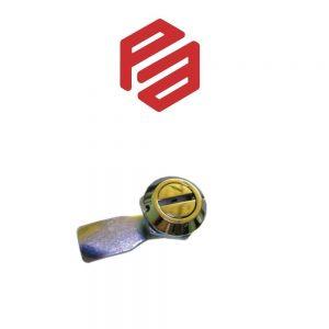 1C-030 – PA22201XX-000 – QUARTER-TURN (ZINC DIE) L18mm