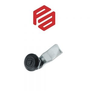1C-050 – PA22727XX-000 – QUARTER-TURN WITH COVER (ZINC DIE) L18mm