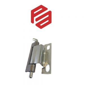 1K-410 – PA6410312-000 CONCEALED HINGE – ZINC PLATED OR STAINLESS STEEL – 120º