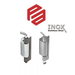 1K-430 – PA6410342-000 CONCEALED HINGE – ZINC PLATED OR STAINLESS STEEL – 120º