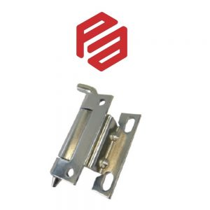 1K-450 – PA6411411-000 CONCEALED HINGE – ZINC PLATED OR STAINLESS STEEL – 120º