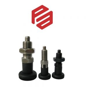 2E-010 – PA6201 – INDEXING PLUNGER – STEEL OR STAINLESS STEEL
