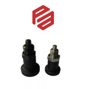 2E-030 – PA6801 – INDEXING PLUNGER – STEEL OR STAINLESS STEEL