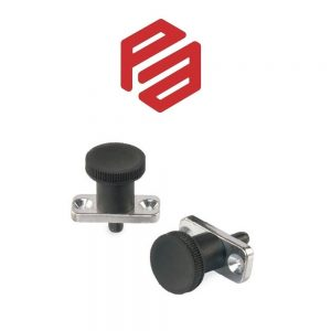 2E-050 – PA6701 –  INDEXING PLUNGER – STEEL OR STAINLESS STEEL