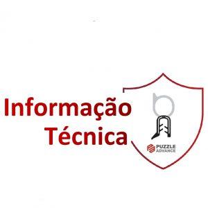 0.1 – 1L-300 – INFORMAÇÃO TÉCNICA DOS PERFIS DE BORRACHA