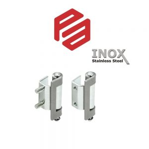 1K-437 – PA641037X-000 CONCEALED HINGE – ZINC PLATED OR STAINLESS STEEL – 100º
