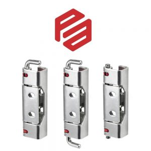 1K-465 – PA6411431-000 CONCEALED HINGE – ZINC PLATED OR STAINLESS STEEL – 120º